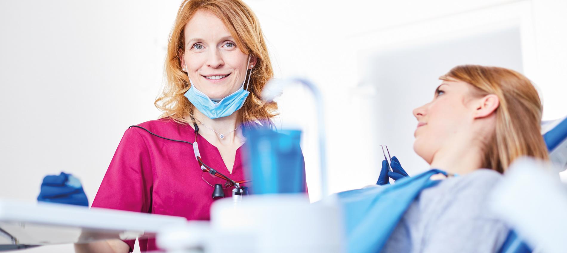 Zahnarztpraxis Dr. Christiane Langrock - Extraktionen 1