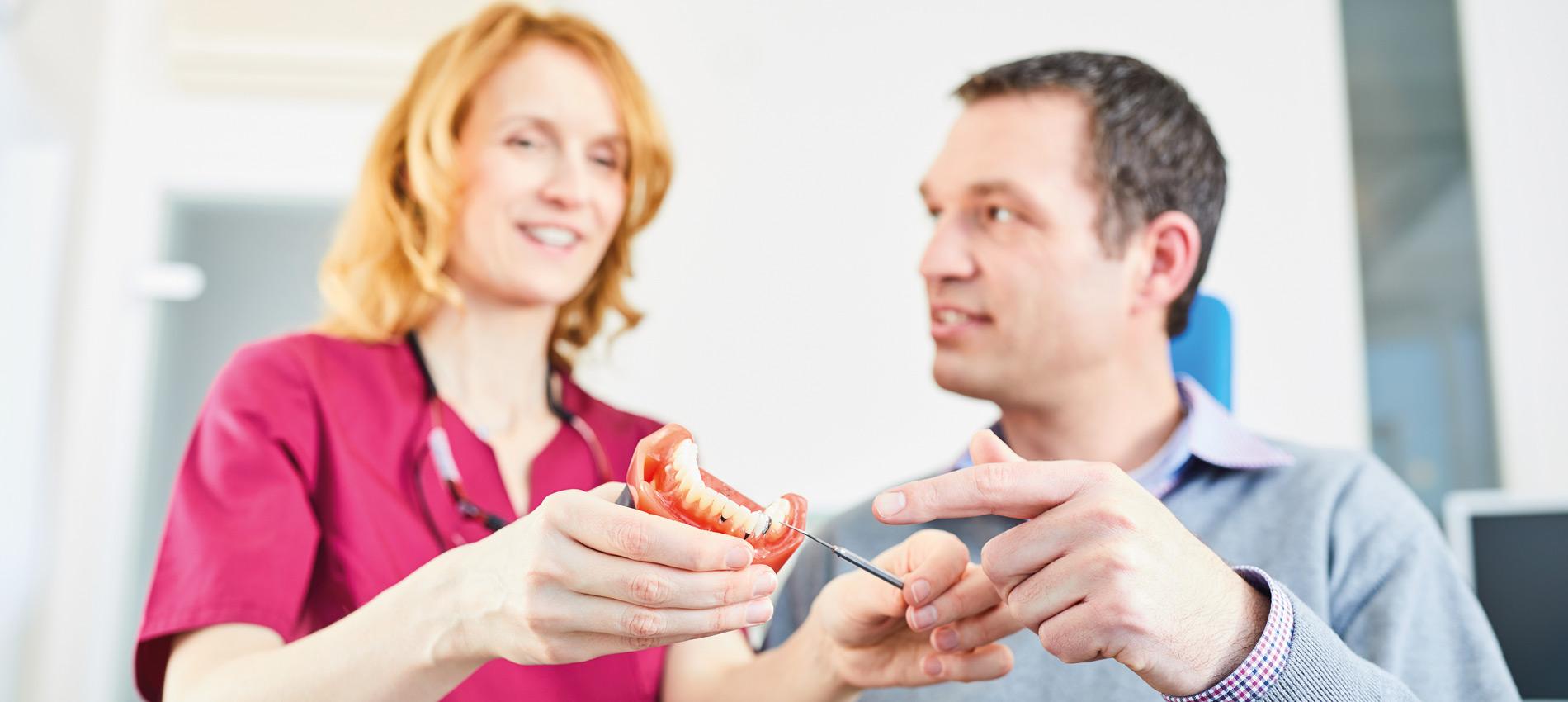 Zahnarztpraxis Dr. Christiane Langrock - Mundschleimhautveränderungen 1