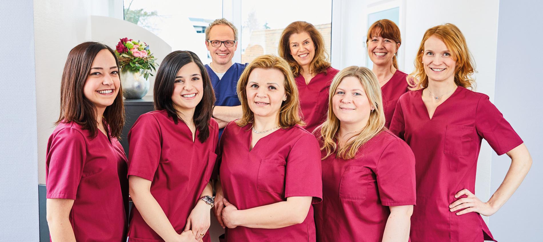 Zahnarztpraxis Dr. Christiane Langrock - Unser Team 1